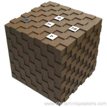 Bluetooth magic cube speakers 5