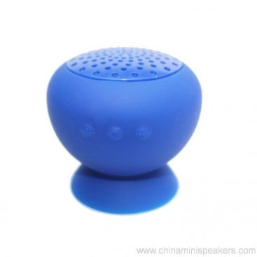 fashionable suck on phone smartphone wireless silicone bluetooth speaker 2