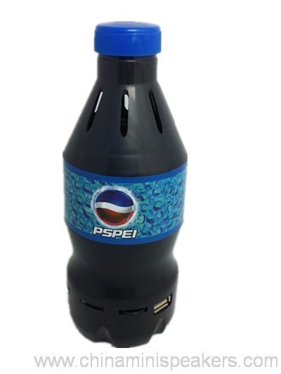 Cola Bottle Shape Digital speakers 2