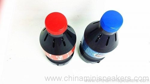 Cola Bottle Shape Digital speakers 3