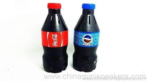Cola Bottle Shape Digital speakers