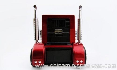 Classic car speaker music player 7