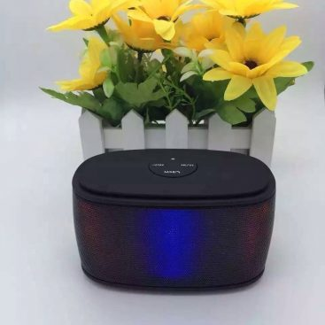 Colorfull mini brick bluetooth speaker with magic LED lights 5