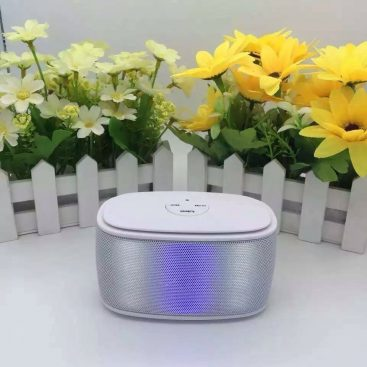 Colorfull mini brick bluetooth speaker with magic LED lights 6