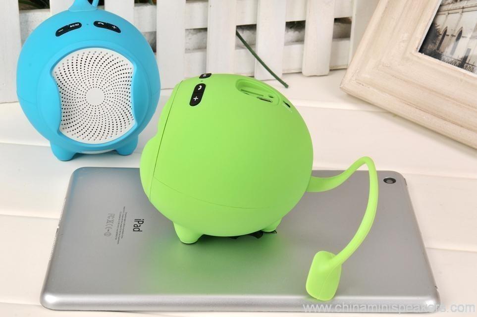 Fashionable Bluetooth Mini Speaker With Compatible Usb/Fm 2