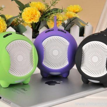 Fashionable Bluetooth Mini Speaker With Compatible Usb/Fm 3