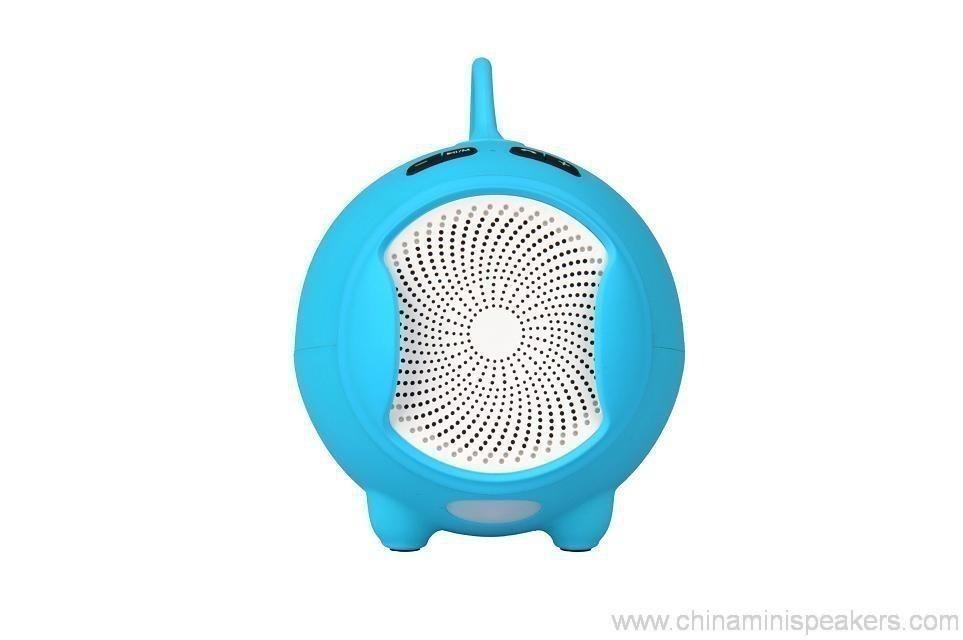Fashionable Bluetooth Mini Speaker With Compatible Usb/Fm 9