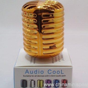 Mobile phone Speaker of ball shaped cute lovely music player 2