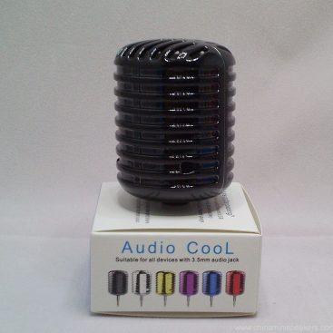 Mobile phone Speaker of ball shaped cute lovely music player 9