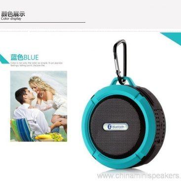 Carabiner outdoor portable waterproof bluetooth speaker 3