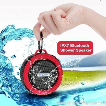 Carabiner outdoor portable waterproof bluetooth speaker 6