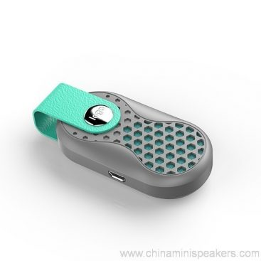 Mini Bluetooth Speaker Hands-free Speaker with Talk Function and Listen to Music 2