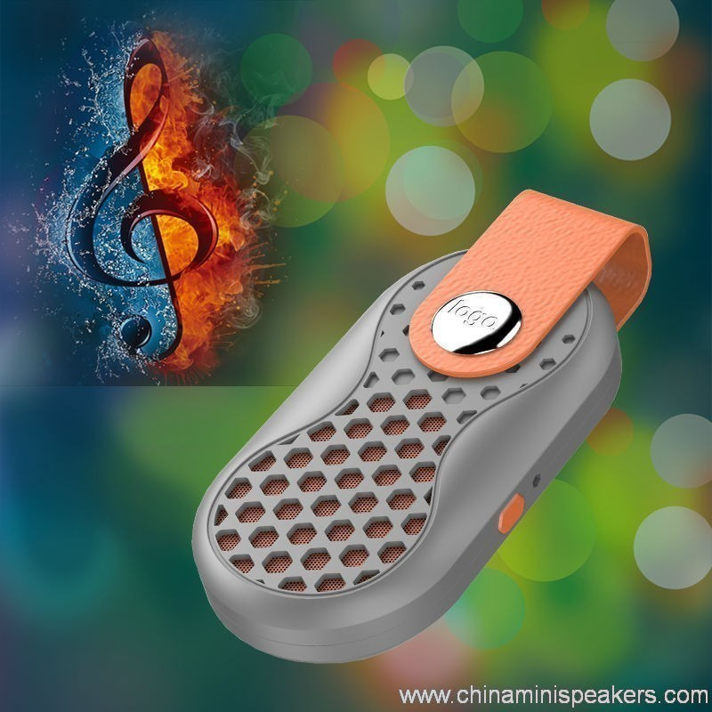 Mini Bluetooth Speaker Hands-free Speaker with Talk Function and Listen to Music 7