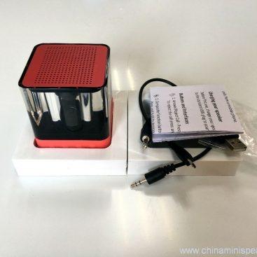 Mini bluetooth speaker with Light 2