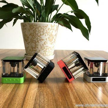 Mini bluetooth speaker with Light 3
