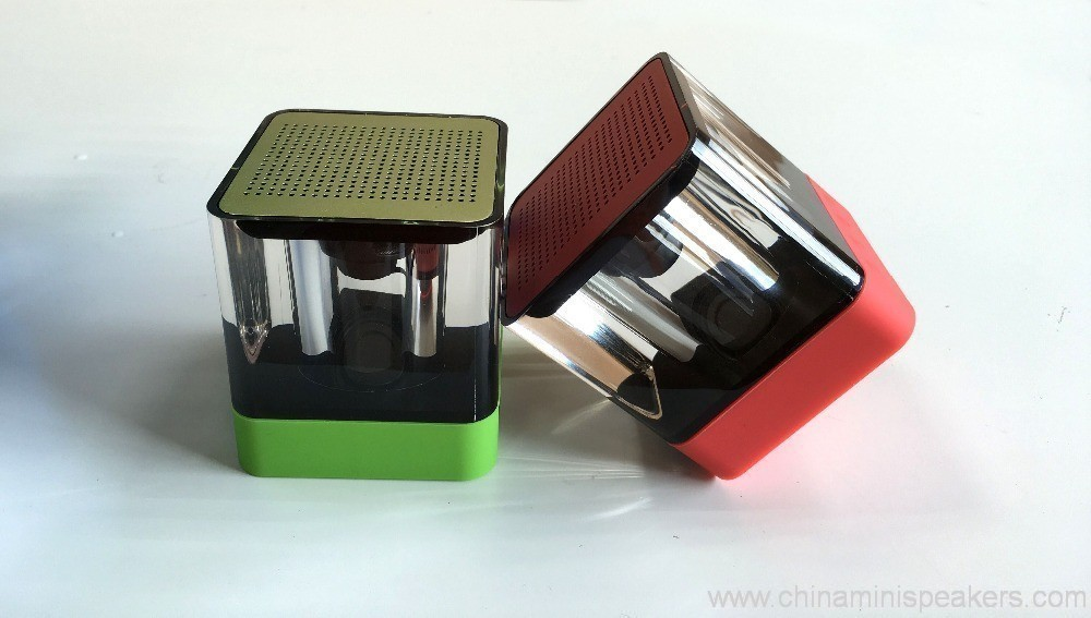 Mini bluetooth speaker with Light 5