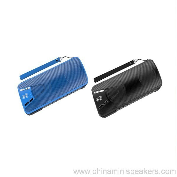 10w Bluetooth Speaker With Power Bank 4000mah 7
