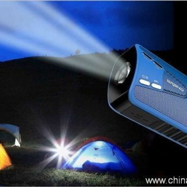 10w Bluetooth Speaker With Power Bank 4000mah 8