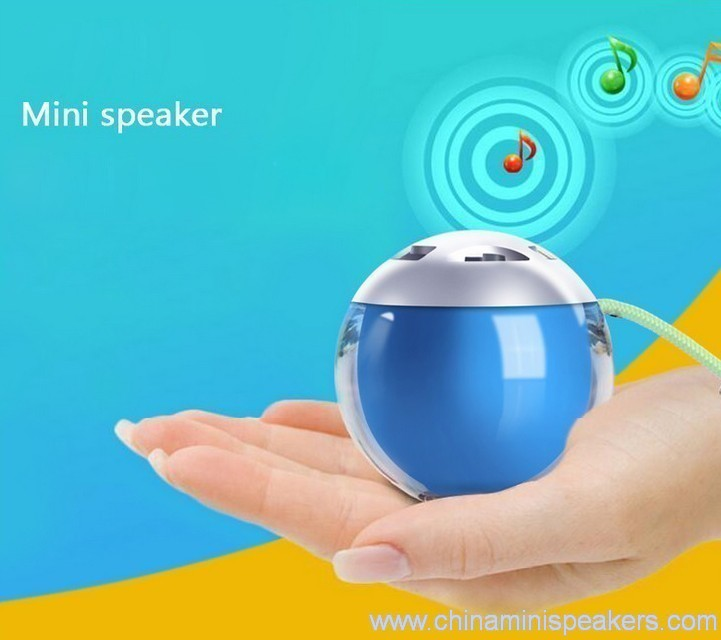 Colorful Bluetooth Speaker Mini Size Wireless BT Speakers with handsfree function 2
