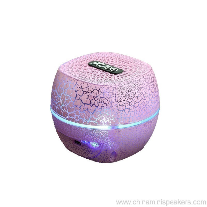 Music Fashion led bluetooth speaker 5