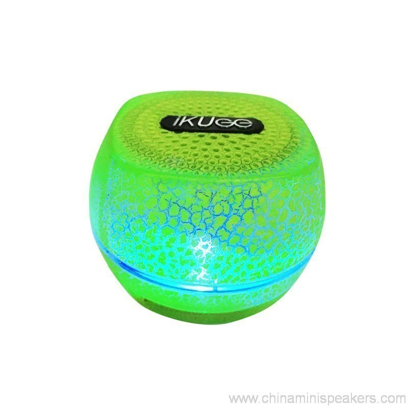 Music Fashion led bluetooth speaker 6