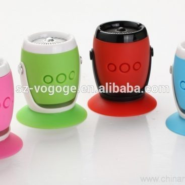 Waterproof micro usb slot mushroom silicone suction cup wireless bluetooth speaker 2