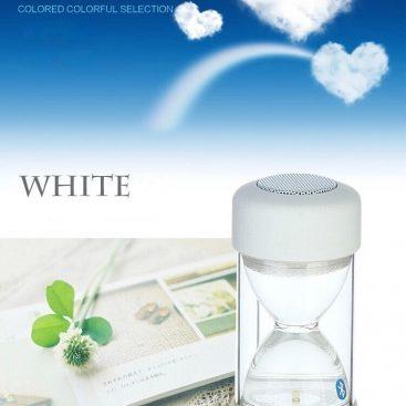 Wireless mini digital sandglass bluetooth speaker 5