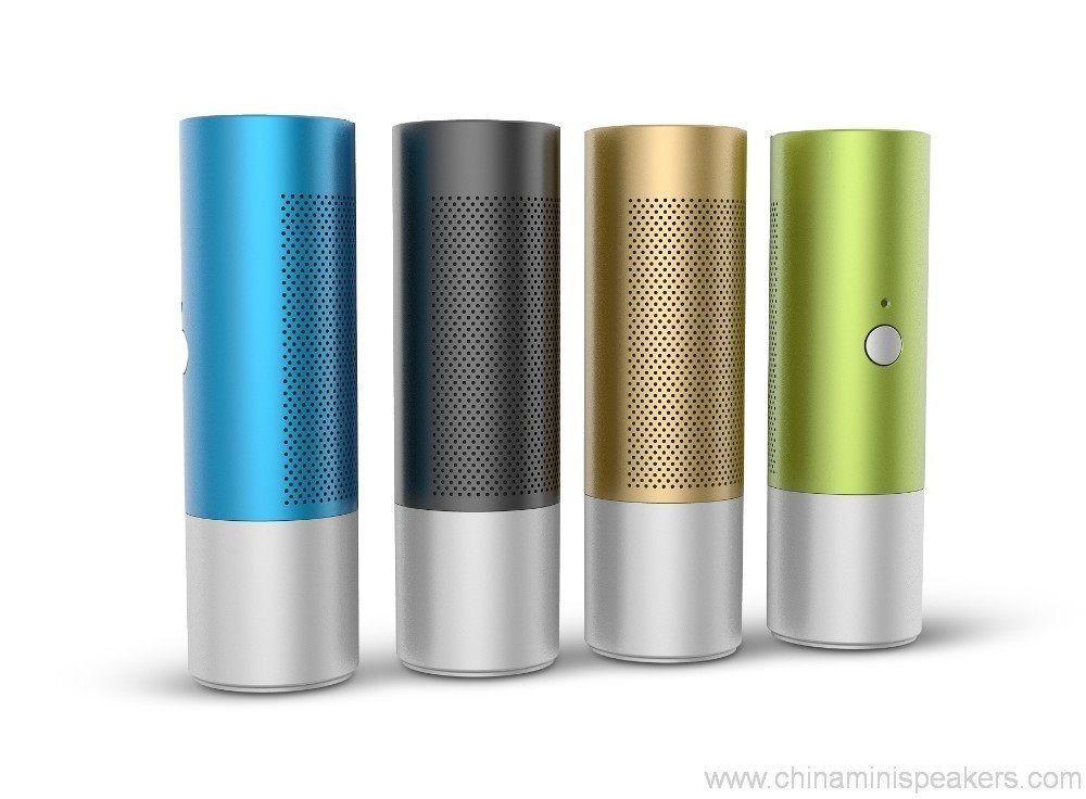 4 in 1 multi-function outdoor torch power bank bluetooth speaker