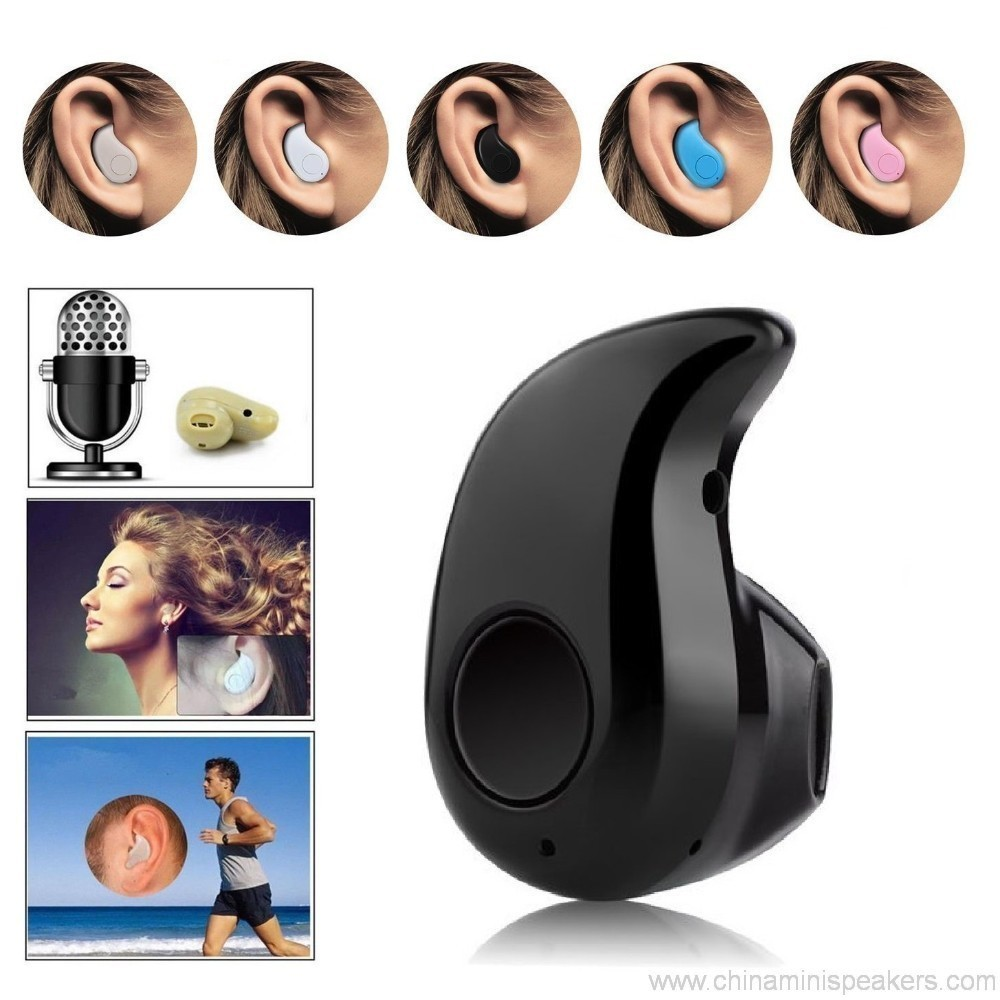 Bluetooth headset stereo earphone for mobile phone 5