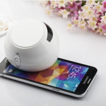 Bluetooth wireless speaker with FM radio SD card U disk slot 2
