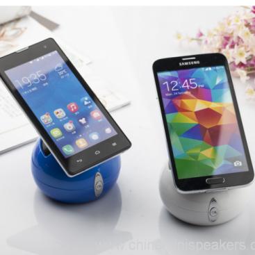 Bluetooth wireless speaker with FM radio SD card U disk slot 4