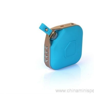 Wireless Portable Music Mini Bluetooth Speaker With Fm Radio 4