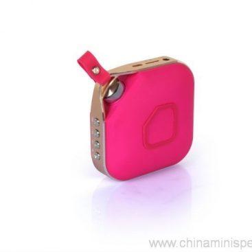 Wireless Portable Music Mini Bluetooth Speaker With Fm Radio 5