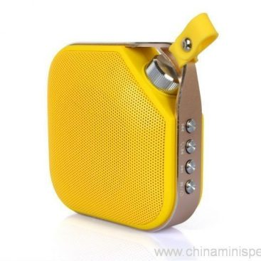 Wireless Portable Music Mini Bluetooth Speaker With Fm Radio 6