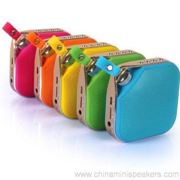 Wireless Portable Music Mini Bluetooth Speaker With Fm Radio 7