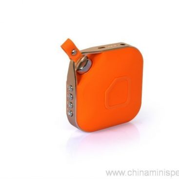 Wireless Portable Music Mini Bluetooth Speaker With Fm Radio 8
