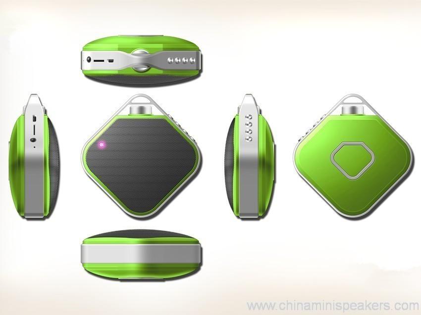 Wireless Portable Music Mini Bluetooth Speaker With Fm Radio3