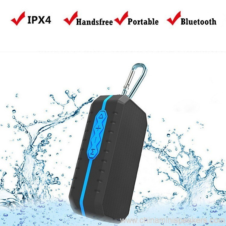 Portable Mini Wireless Carabiner Bluetooth Speaker 4