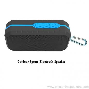 Portable Mini Wireless Carabiner Bluetooth Speaker 5