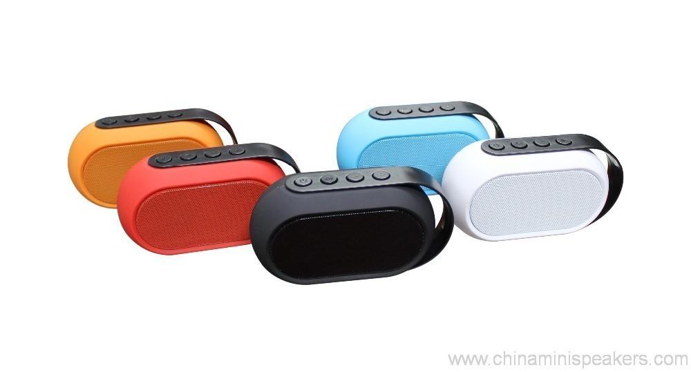 Wireless multifunctional mini bluetooth speaker 2