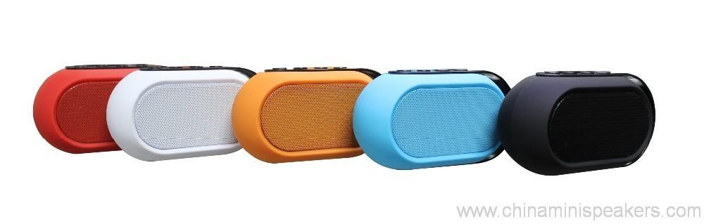 Wireless multifunctional mini bluetooth speaker 3