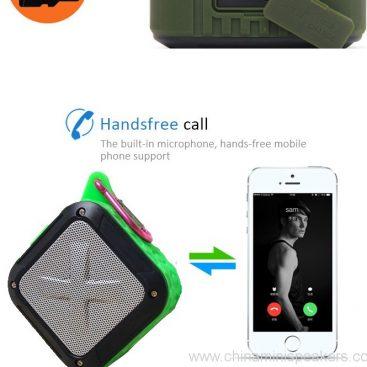 3D Sound Military Grade Waterproof Portable Bluetooth 4.0 Speakers 2