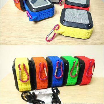 3D Sound Military Grade Waterproof Portable Bluetooth 4.0 Speakers 7