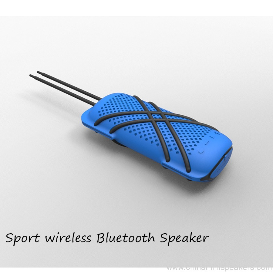 Colorful mini Outdoor bluetooth wireless Speakers 2