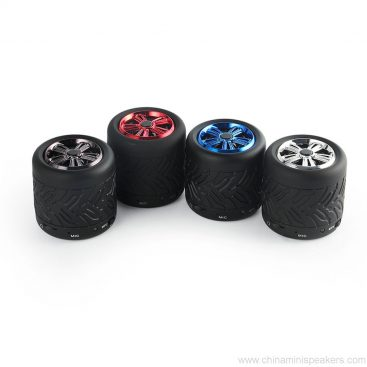 Portable Outdoor portable hifi bass vibration speaker with strong bass 3