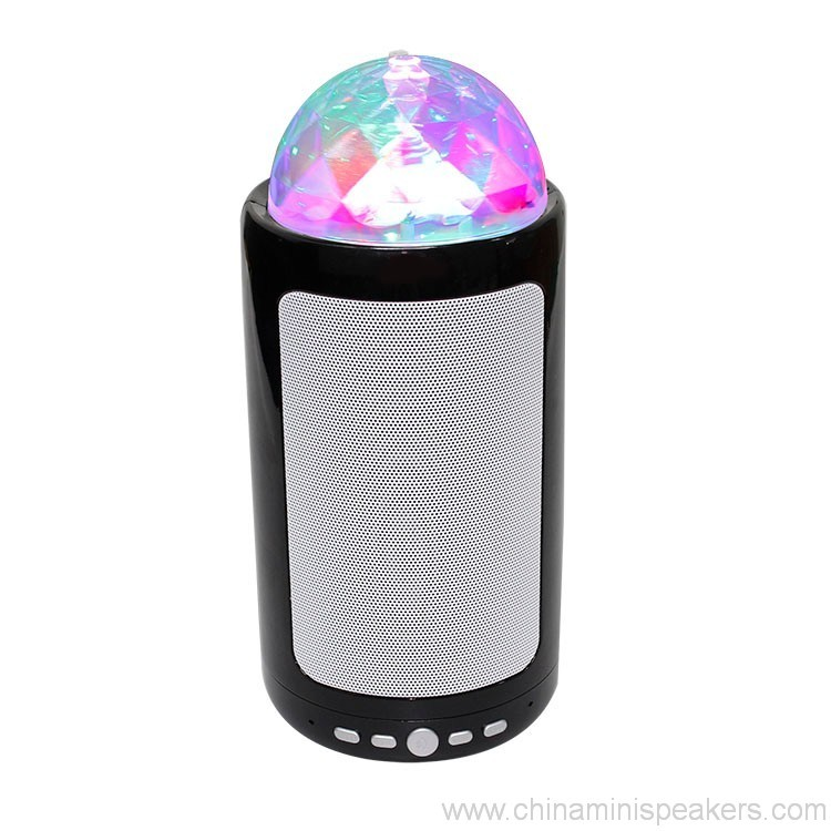 Portable & Rechargeable Bluetooth Wireless Party Speaker with Dancing LED Lights 9